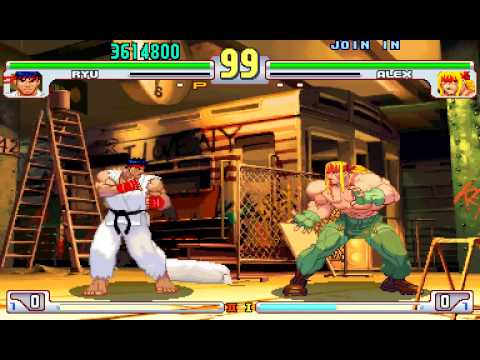 Arcade Longplay [373] Street Fighter III: 3rd Strike