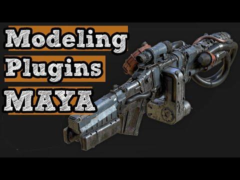 Maya Plugins for Modeling