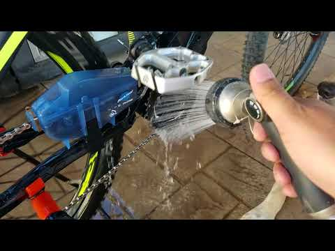 How to clean your bike chain (eMTB version - Assisted Cleaning)