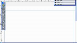 Работа с дополнительными палитрами в QuarkXpress 8 (7/55)