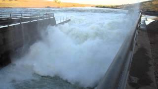 Flood in Pierre, South Dakota, 2011 Part 1