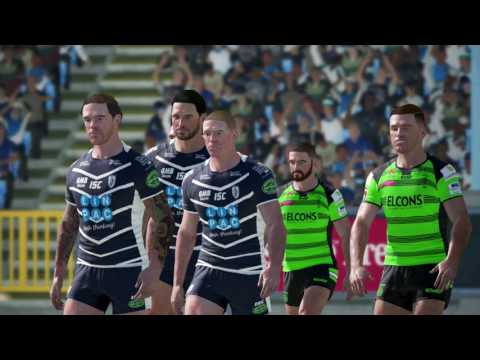 Rugby League Live 4 - UK Exclusive - Featherstone Rovers vs. Halifax