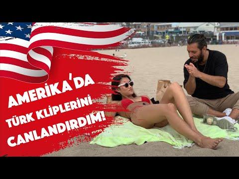Amerika'da Türk Kliplerini Canlandırdım - Hayrettin