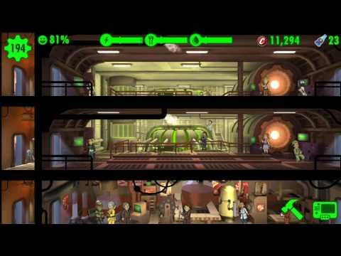 Fallout Shelter Advanced Base