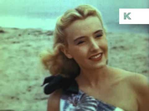 1940s Swimwear, Beach, Bikini