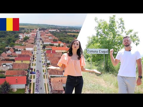 Ciugud, singura comuna din Romania cu moneda virtuala, scoala SMART si masini electrice