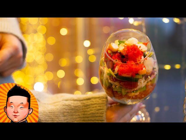 Идея на Новый Год 2021 | Невероятная подача суши | Trend Sushi