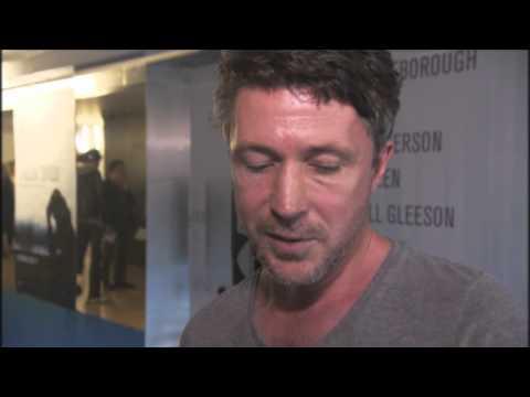 Shadow Dancer-Dublin premiere-Interview with Aidan Gillen
