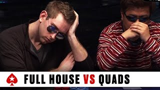 Full House vs. Quads - EPT Grand Final Main Event | PokerStars