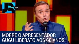 Anunciada a morte do apresentador Gugu Liberato