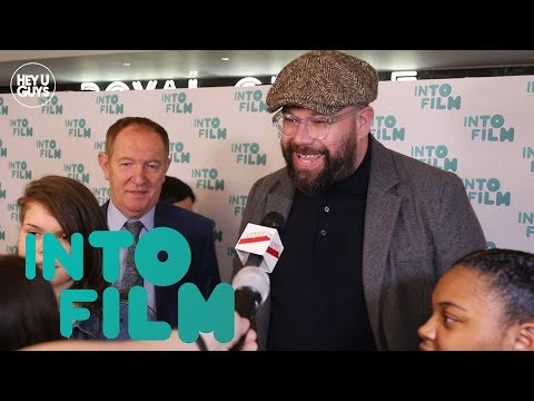Tom Davis & Sir Kevin Barron MP present ICAP Charity Day Award | Into Film Awards 2019