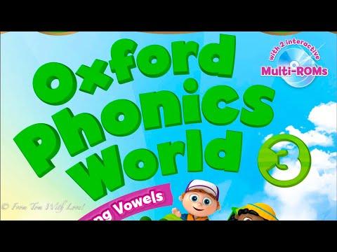 Trọn bộ Oxford Phonics World 3 - Videos - Full HD 1080p