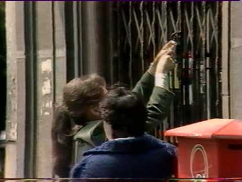 Kudlik Júlia bemondó + Híradó részlet ( Bozai József ) 1986