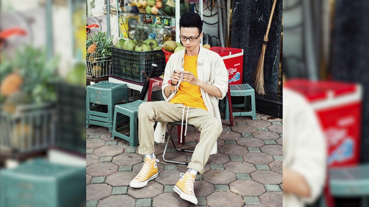 Converse Chuck Taylor 1970 Sunflower : màu vàng mê d?m