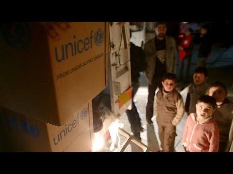 Suriye'de ateşkes ihlalleri ve insani...