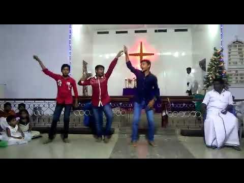 THENAI INIKKA Tamil Christmas dance-2018