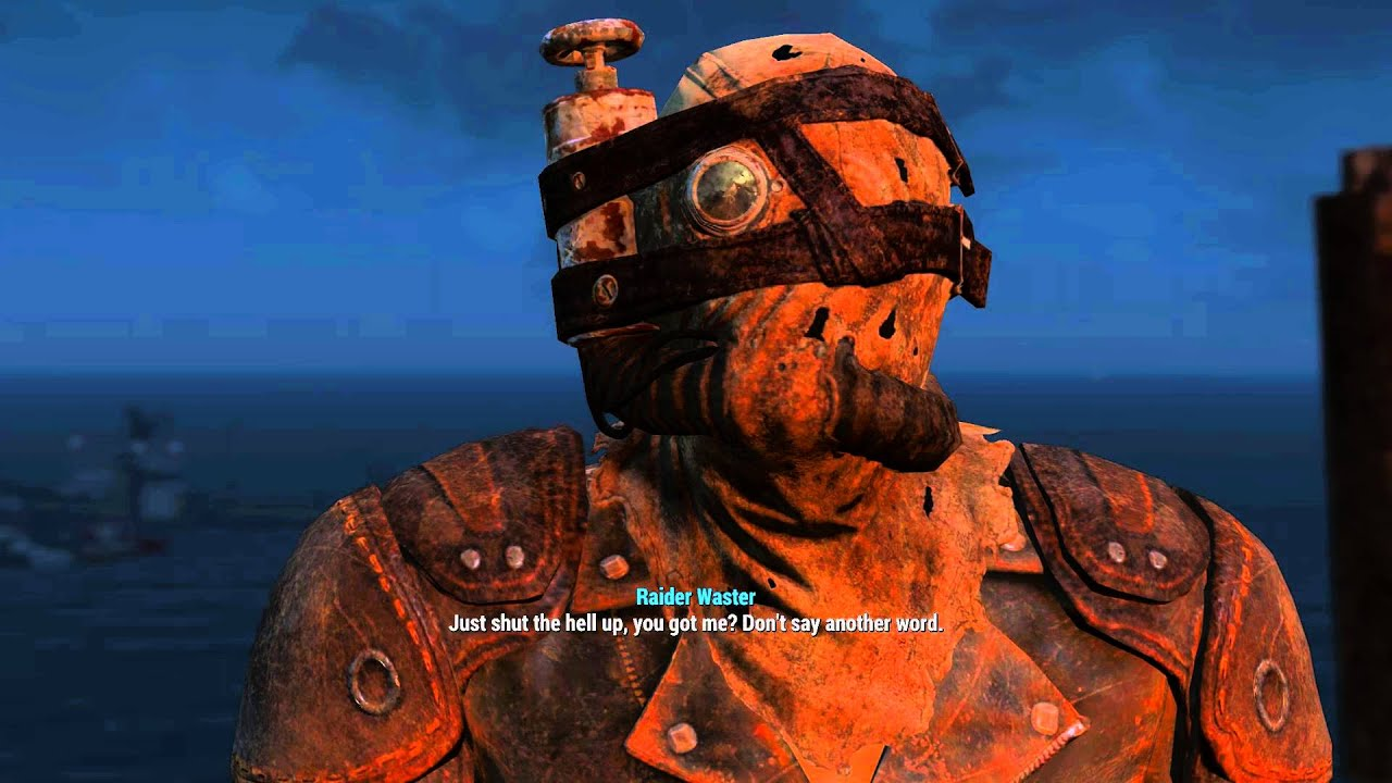 fallout 4 how to find out which settlers are synths
