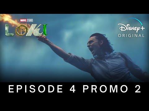 Marvel Studios' LOKI   EPISODE 4 PROMO TRAILER 2   Disney+