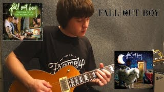 Fall Out Boy - The Take Over, The Breaks Over (Guitar Cover)
