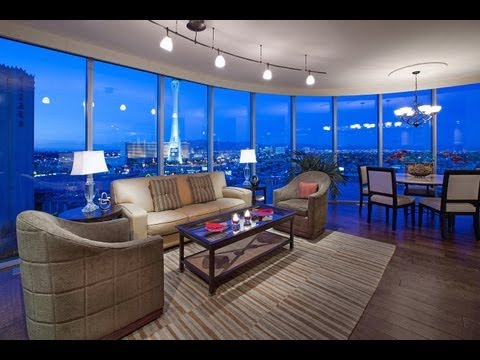 Inside Las Vegas Luxury Living - Turnberry Towers