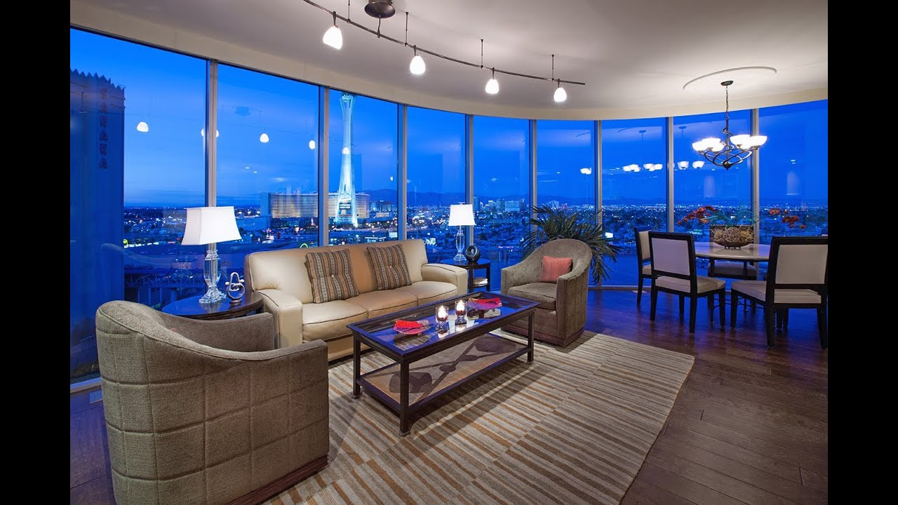 Inside Las Vegas Luxury Living  Turnberry Towers  YouTube