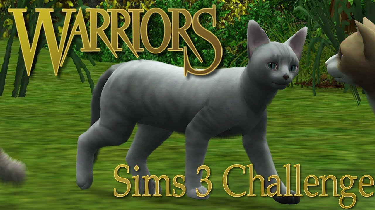 Cats of the Grassland | Sims 3 Warriors Challenge #9