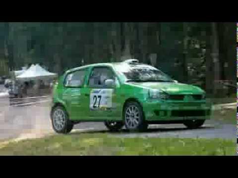 Patrick FRANCOIS ( Rallye Ruppéen Et Luronne 2012) Didvidéo