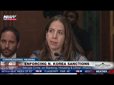FNN: Sanctions on North Korea - Senate Hearing