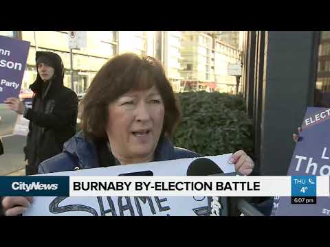 BT Burnaby-South By-Election Battle