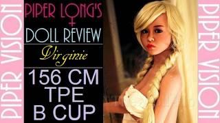 "Piper's Doll Review: ""VIRGINIE"" 156 cm B Cup WM Doll"