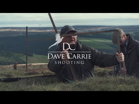 Dave Carrie - Grouse Shooting (Nidderdale)