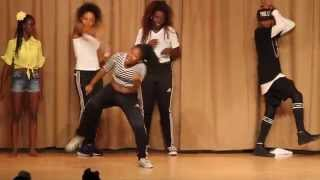 CYPHER | FREESTYLE DANCING | REGGAE, HIP-HOP , AND MORE