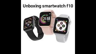 Gambar cover Review smartwatch F10 terbaru