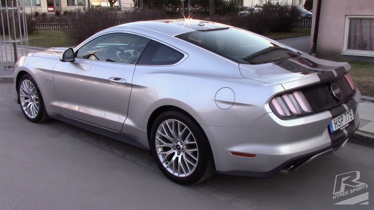 Ford Mustang 5 0 V8 Gt Fastback 2017