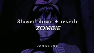 ZOMBIE (slowed + reverb) T H E  C R A N B E R R I E S