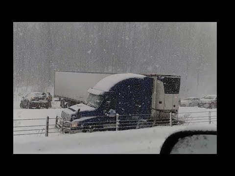 I 80 weather and road conditions pennsylvania