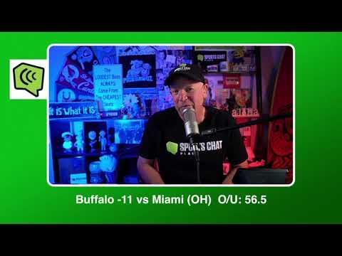 Miami OH at Buffalo College Football Picks & Prediction Tuesday 11/10/20