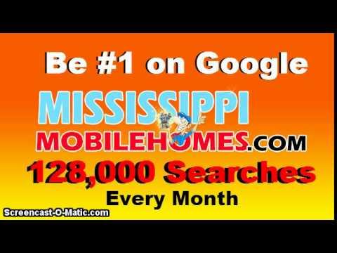 MississippiMobileHomes.com - Domain for Sale | Mississippi Mobile Homes