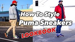 HOW TO STYLE PUMA SNEAKERS IN 2020