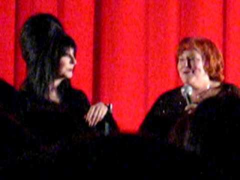 Edie McClurg Discusses Filming 'Elvira - Mistress of the Dark'
