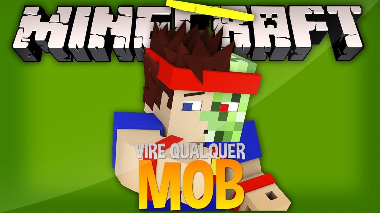 Мод на превращение в мобов в minecraft при убийстве (morph для 1. 6.