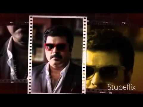 """""""COBRA""""-megastar mammootty new super malayalam film FULL HD trailer 1080p PROMO HQ"""