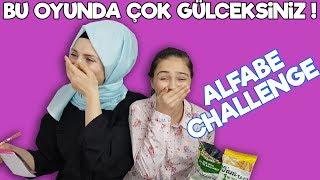 ALFABE CHALLENGE | Eğlenceli Meydan Okuma | Alphabet Challenge