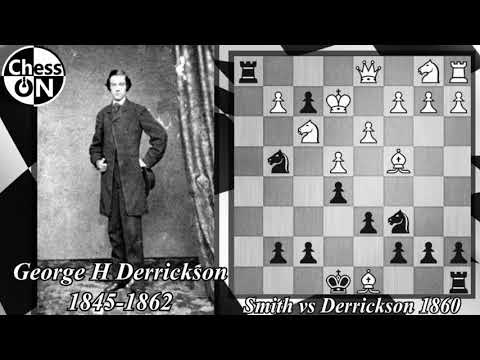 J Smith vs George H Derrickson 1860