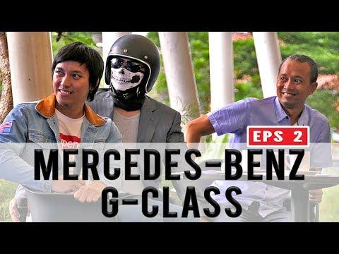 Mercedes Benz G Class Eps 2