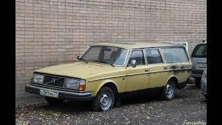 Галерея автомобилей | Volvo 240 Series в Москве