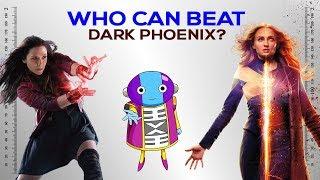 Who Can Beat Dark Phoenix