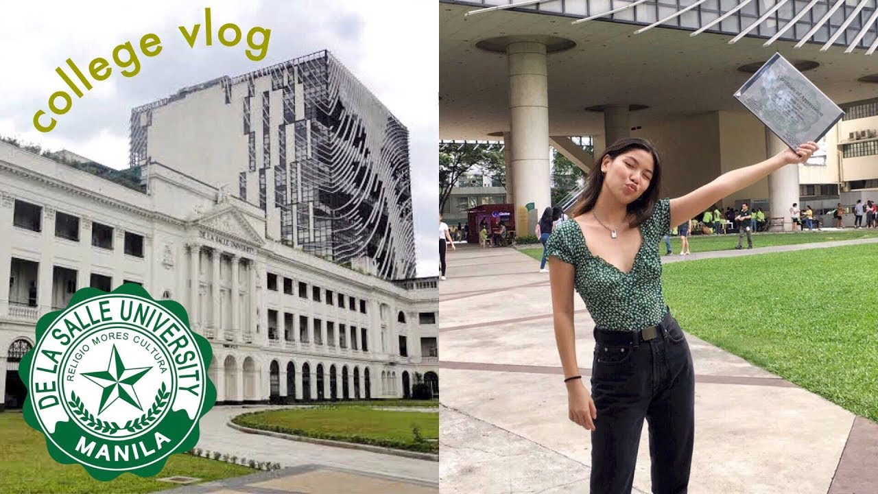 Download A Day in the Life of a DLSU College Student Youtuber