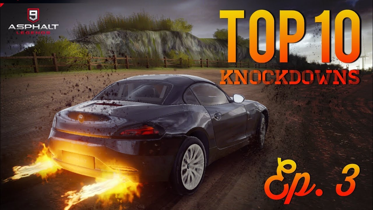 Download Asphalt 9 - Top 10 Knockdowns in MP (BMW Z4 Series) - Episode 3