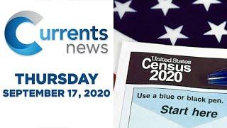 Currents News full broadcast for Thurs, 9/17/20 (Catholic news)